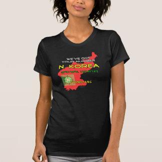 We've Got Your Number North Korea T-Shirt