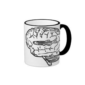 We've got zebrafish on the brain! ringer mug