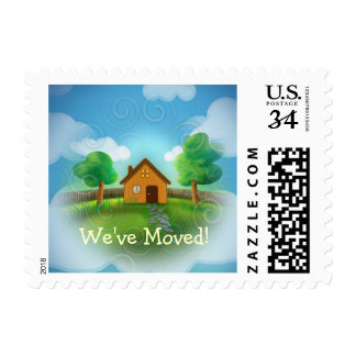 We've Moved! | Cool Postage