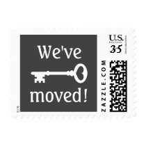 We've moved vintage key stamps for new address