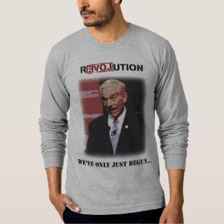 We've Only Just Begun T-Shirt