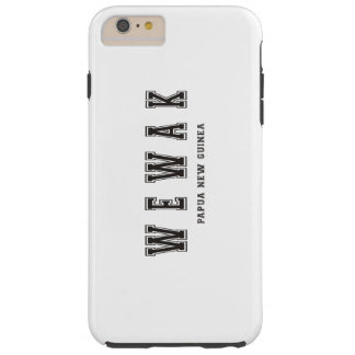 Wewak Papúa Nueva Guinea Funda Resistente iPhone 6 Plus
