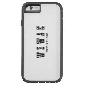Wewak Papúa Nueva Guinea Funda Tough Xtreme iPhone 6