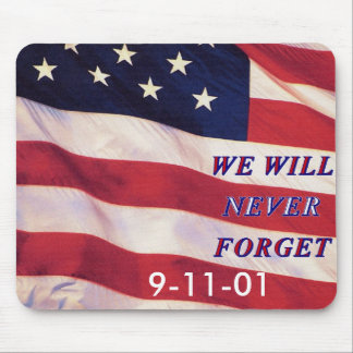 WEWILL NEVER FORGET PC1008 PDF PRINT130004 MOUSE PAD