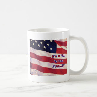 WEWILL NEVER FORGET PC1008 PDF PRINT130004 CLASSIC WHITE COFFEE MUG
