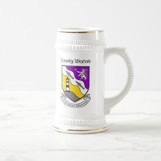 Wexford Beer Stein Mug