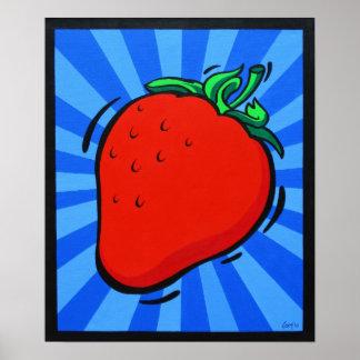 Wexford Strawberry Print