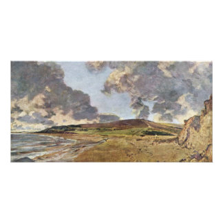 Weymouth Bay By Constable John (Best Quality) Custom Photo Card