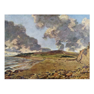 Weymouth Bay By Constable John (Best Quality) Postcard