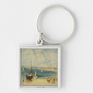 Weymouth, c.1811 (w/c on paper) keychain
