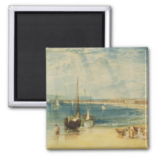 Weymouth, c.1811 (w/c on paper) magnet
