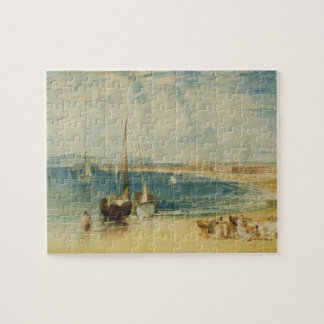 Weymouth c 1811 w c on paper jigsaw puzzle