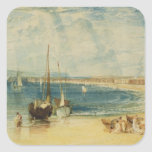 Weymouth, c.1811 (w/c on paper) square sticker
