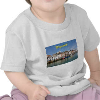 Weymouth - foto profesional camiseta