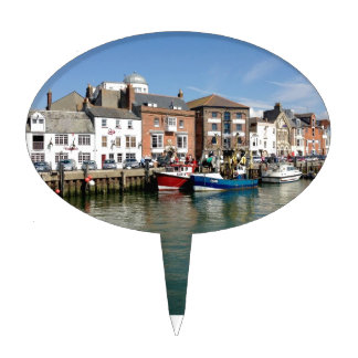 Weymouth - foto profesional figuras para tartas