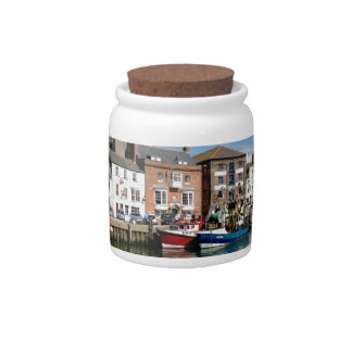 Weymouth - foto profesional jarras para caramelos