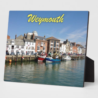 Weymouth - foto profesional placa