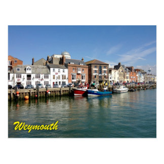 Weymouth - foto profesional postal