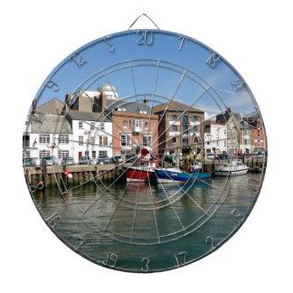 Weymouth - foto profesional tablero de dardos