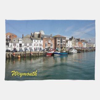 Weymouth - foto profesional toallas de mano