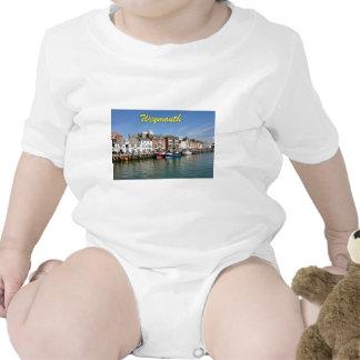Weymouth - foto profesional traje de bebé