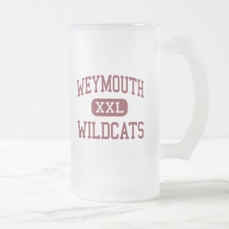 Weymouth - gatos monteses - alto - Weymouth Taza Cristal Mate