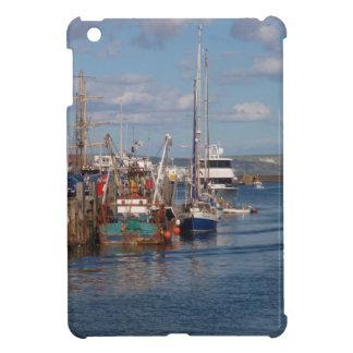 Weymouth Harbor Cover For The iPad Mini