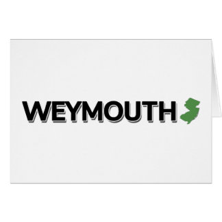 Weymouth, New Jersey Card