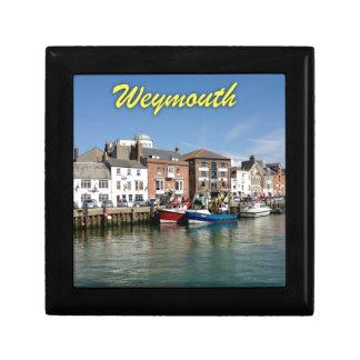 Weymouth - Professional photo. Jewelry Box