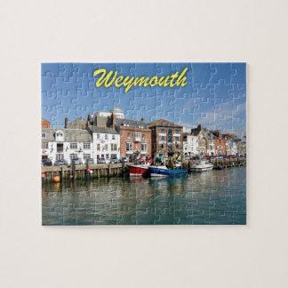 Weymouth - Professional photo. Jigsaw Puzzle