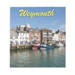 Weymouth - Professional photo. Scratch Pads