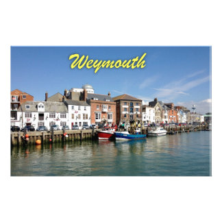 Weymouth - Professional photo. Stationery