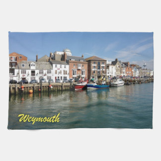 Weymouth - Professional photo. Towels