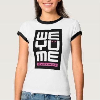 WeYüMe Logo Ladies T-Shirt