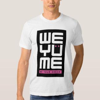 WeYüMe Logo T Shirt