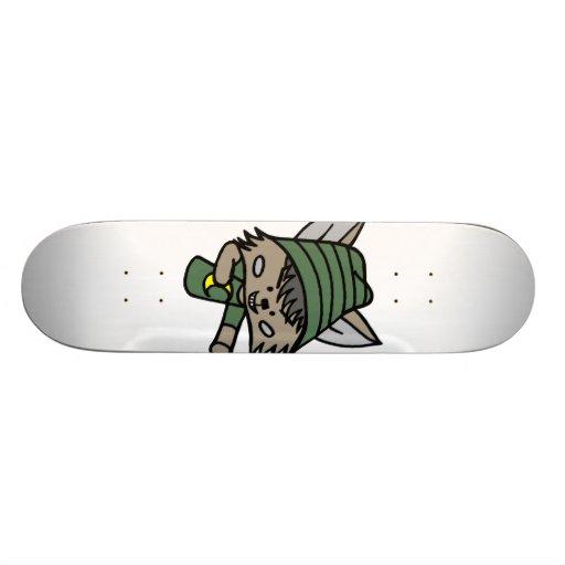 Wezz skateboard