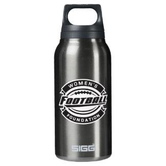 WFF Black & White Logo Thermos Bottle