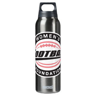 WFF - pink Insulated Water Bottle