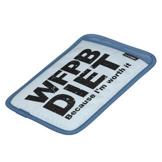 WFPB I'm Worth It (blk) Sleeve For iPad Mini