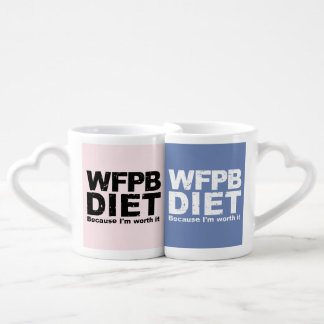 WFPB I'm Worth It Coffee Mug Set