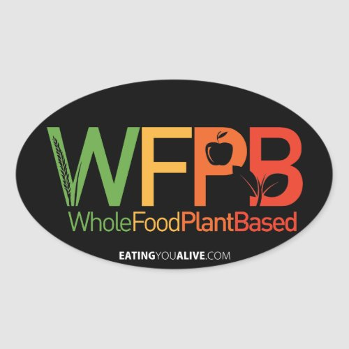 WFPB logo _ dark sticker