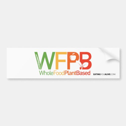 WFPB logo _ light bumper sticker