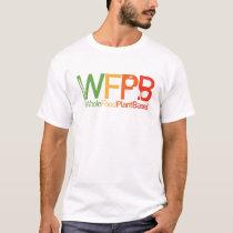 WFPB logo - t shirt