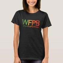 WFPB logo - t shirt dark