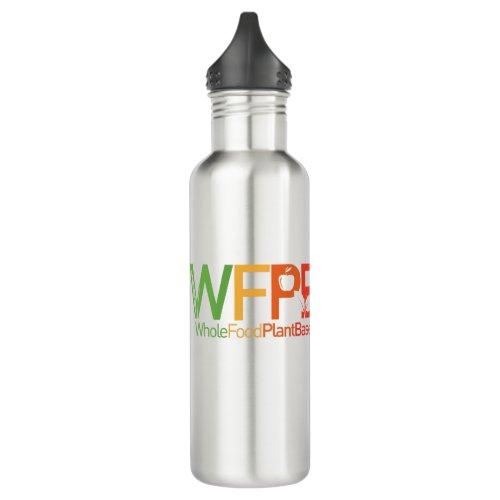 WFPB logo _ Water Bottle 24 oz