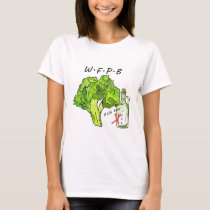 WFPB Whole Food Plant Based Diet Hold the SOS T-Shirt