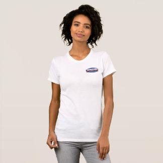 WFR 2018 front & back ladies t-shirt