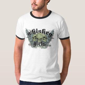 WG 3 Skulls Men's Ringer T Shirt