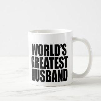 wg-husband classic white coffee mug