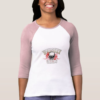 WG Jersey Skulls T Shirt
